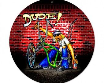 """Dude Bike, 14"""""""