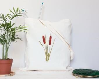 Hand embroidered Anea Bag