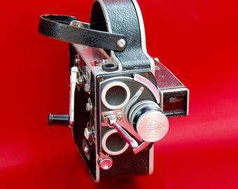 "Swiss Vintage Camera "" Paillard-Bolex"" H16"
