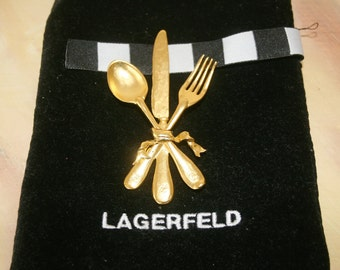 PIN from karl Lagerfeld (reserved)