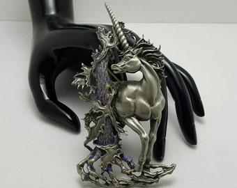 J.J. Unicorn Pin