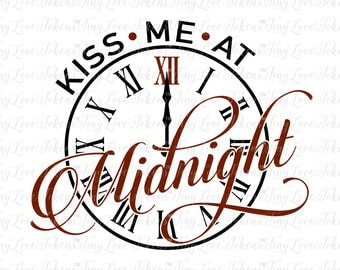 Kiss Me 2017 Design (.svg/.dxf/.eps/.pdf/.jpeg)