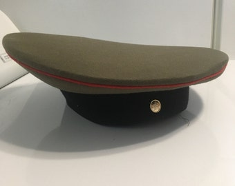 Vintage foreign military hat