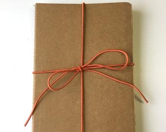 A5 size, A6 size,  notebook, journal, insert, lined insert, refill, a5 refill, A6 refill