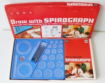 1968 Spirograph complete (pens are dry)