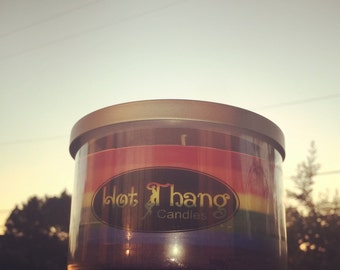 Pride Soy Candle - Clean Cotton Scent