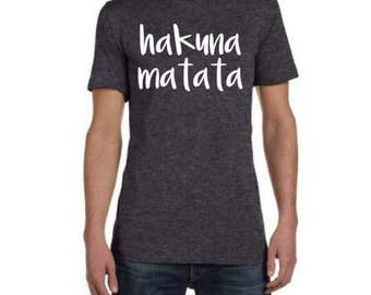 Hakuna Matata, Hakuna Matata Shirt, Disney Inspired Adult Shirt, Disney Family Shirts, Dole Whip Shirt, Disney Dole Whip, Animal Kingdom