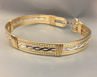 Single Filigree Bracelet