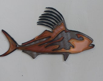 Roosterfish Mini Sculpture