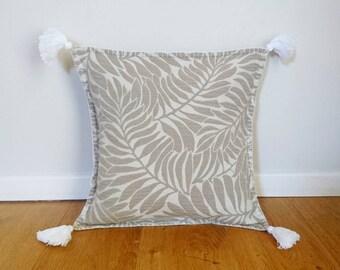 Decorative pillow cover - Light Jungle