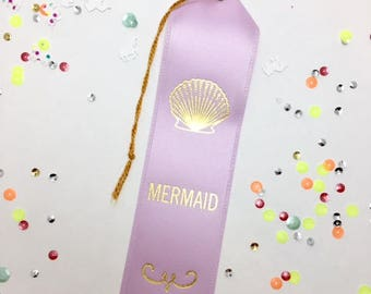 Mermaid - Adult Award Ribbons
