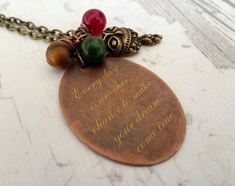 Mother's day gift ,Lazer print necklace, Handmade necklace , Name Necklace ,Gift for mom , Mom Gift Idea , Child necklace,Actual Handwriting