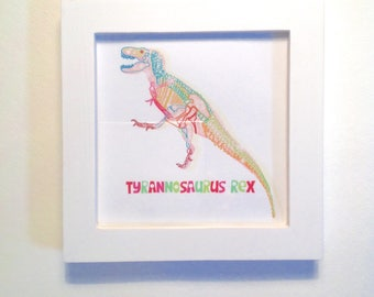 Tyrannosaurus rex - OutdoorPrintshop
