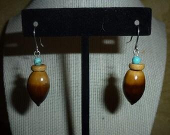 Acorn Earrings #71