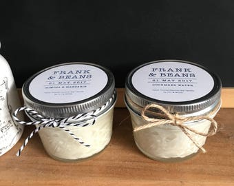Wedding Favors 10 Scented Soy Candles