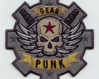 Gear Punk Patch
