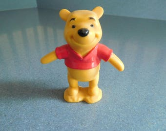 Winnie The Pooh Plastic Bear from the 1990's