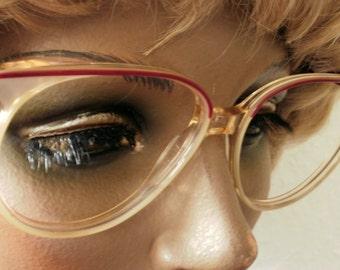 Chic glasses Menrad (original vintage)
