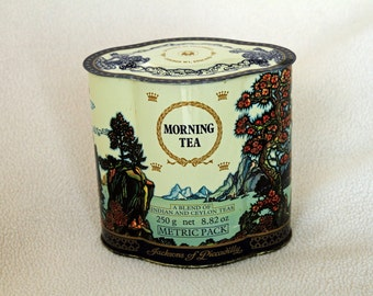 JACKSONS OF PICCADILLY - Morning Tea Tin