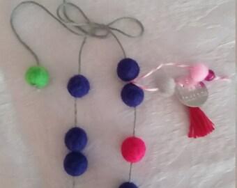 Childrens Hand Felt Jewellery