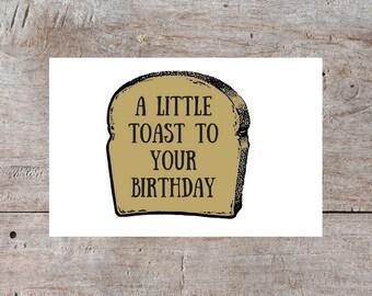 Printable Birthday Card, Birthday Card, Funny Card, Snarky Card, Dirty Card, Adult Card, Vagina Card, Birthday Celebration, Birthday Toast