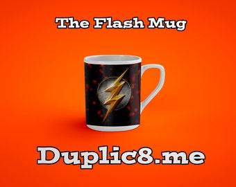 Custom The Flash mug