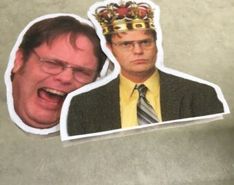 Dwight The Office Sticker