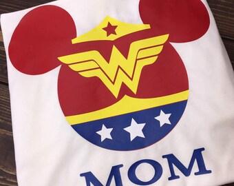 Wonderwoman shirt | Wonder Woman Shirt | Wonder Woman Tank Top | Wonder Woman Bling, Wonder Woman, Wonder Woman logo, Superhero Shirt