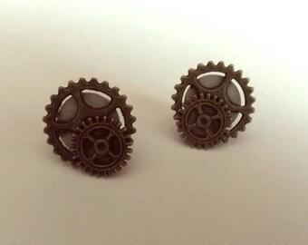 Steampunk Earings