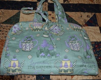 Debbie Mumm sewing bag/carry all.