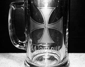 Warzone beer mug NYHC New York Hardcore