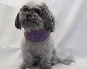 Warm & Fuzzy Bulky Dog Scarf