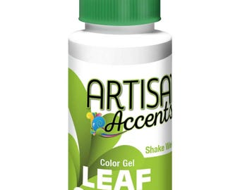 Leaf Green Artisan Accents Professional Color 2 oz.
