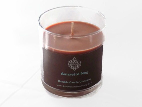 Amaretto Nog Scented Candle