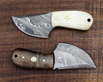 Bambino No. 1 & 2 EDC Damascus Knife Combo Set