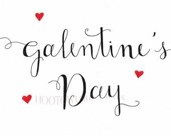 Galentines day | Etsy