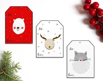 christmas tags printable, christmas gift tags, printable christmas tags , printable tags, christmas printable, printable gift tags