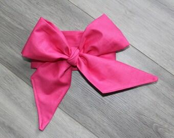 Bubblegum Pink Headwrap
