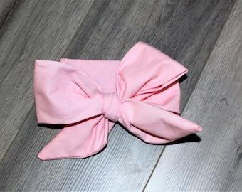 Ballet Pink Headwrap