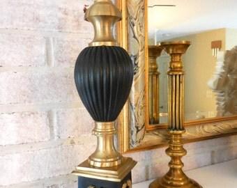 Brass Pedestal Finial