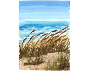 Dunes Study II  - original artwork