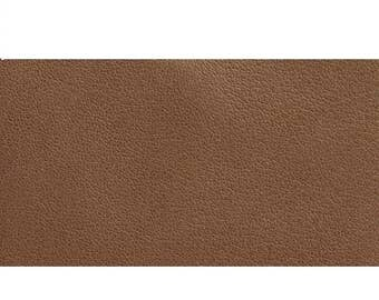 Italian Full Leather Hide Aniline/SAUVAGE Smooth colour Natura + GIFT