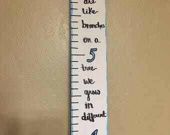 Family Tree Growth Chart