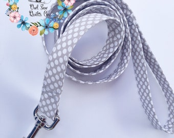 Matching 5 foot Leash, Dog Leash, 5 foot leash, handmade leash, custom leash