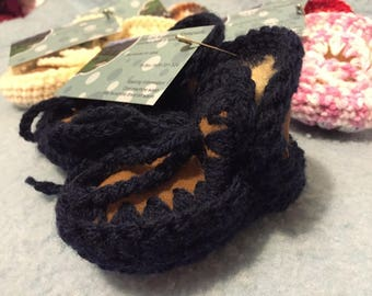 Australian Sheepskin Baby Boots
