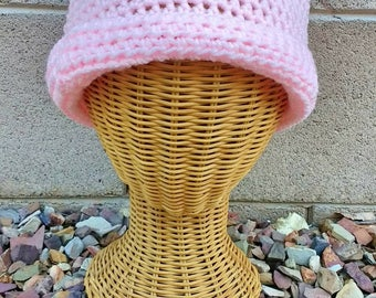 Large Light Pink Pussy Hat