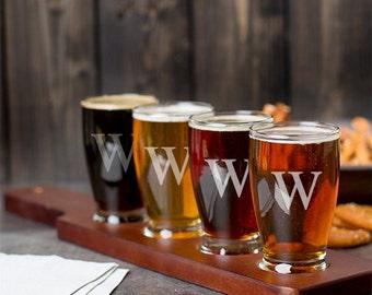 Monogram Beer Tasting Set - Holiday Gifts (JM7582730)