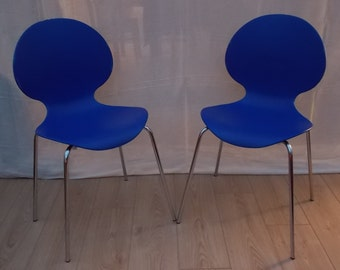 Galvano Tecnica Stacking Chair