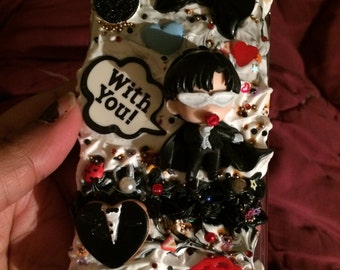 Kawaii decoden phone case for iphone 6/6s - TUXEDOMASK