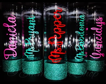Personalized Tall Skinny Tumbler